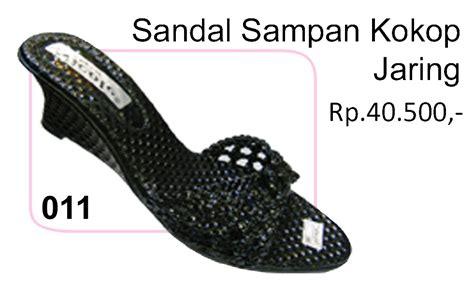 Sandal Wanita Teplek Jaring Tp03 sandal san kokop jaring kios sepatu sendal