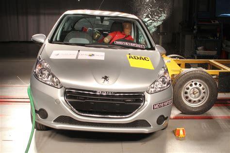 kia picanto and peugeot 208 fail ncap s crash tests
