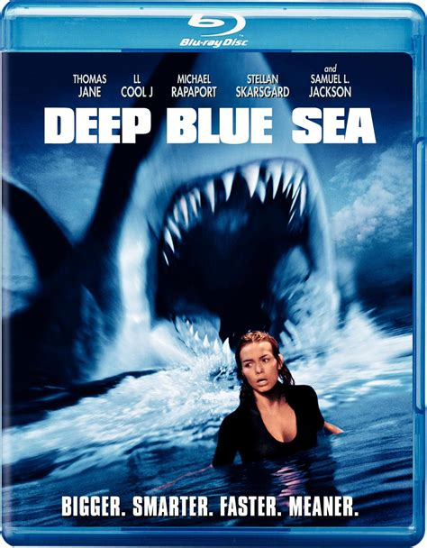 blu ray film deep blue sea 1999 blu ray forum