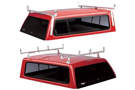 Truck Cap Roof Rack by Hauler Racks C300mini 1 Hauler Racks Universal Cap Rack