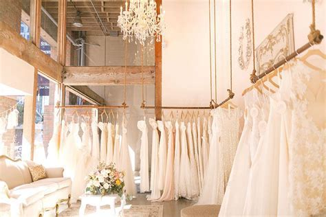 Bridal Boutiques: Elle Bridal Boutique and Dress Theory. #