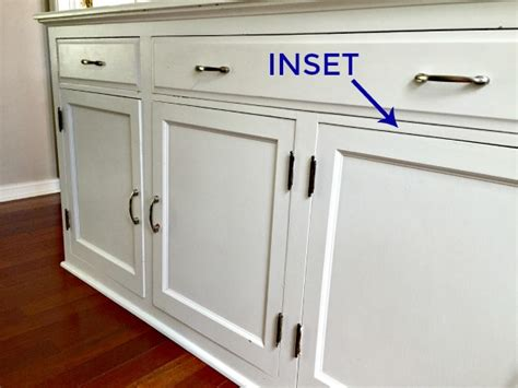 Inset Door Kitchen Cabinets Inset Vs Overlay Cabinets Distinctive Cabinets