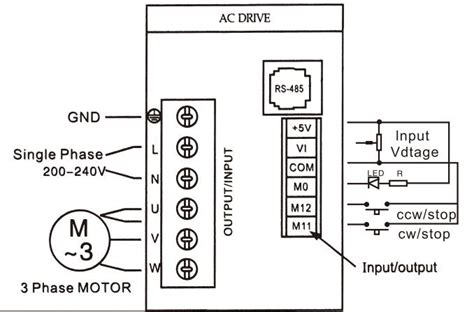 ac drive wiring diagram wiring diagrams schematics