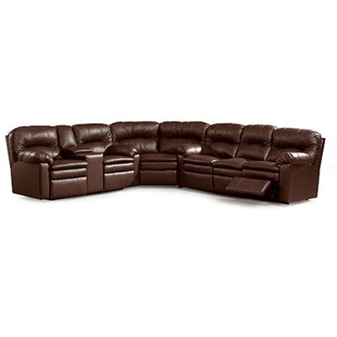 Discount Reclining Sectionals by Reclining Sectional 292 Sect Touchdown Outlet