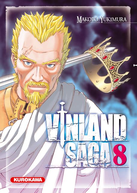 saga volume 8 vol 8 vinland saga manga manga news