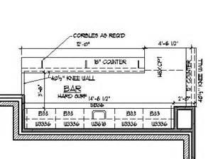 Kitchen Cabinets Toledo Ohio home bar plans design blueprints drawings back bar counter