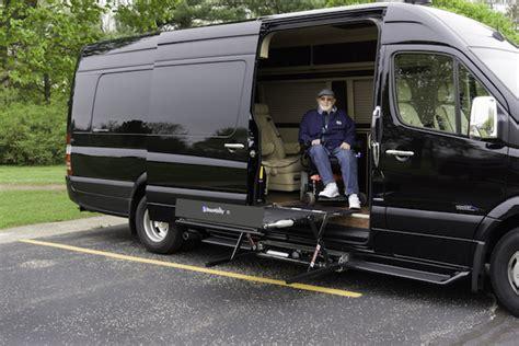 Mobility Conversion Van Midwest Automotive Designs