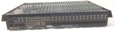 Mixer Yamaha Mg 24 Bekas yamaha mg 24 14 fx mixer yamaha
