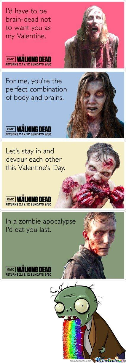 the walking dead valentines cards s card memes best collection of