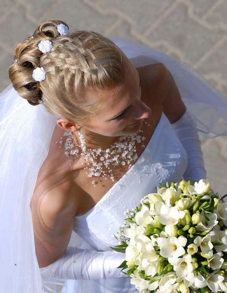 Hochzeitsfrisuren Geflochten Offen by Hochzeitsfrisuren Geflochten Offen
