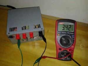 test alimentatore pc modificare un alimentatore da pc in uno da banco