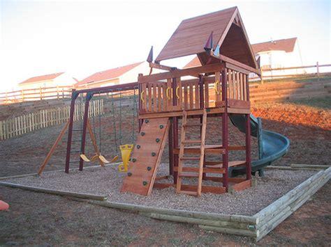 Play Sets Bob Vila Playground House Plans