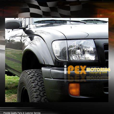 2000 Toyota Tacoma Headlights For 1998 2000 Toyota Tacoma 4wd 4 Wheel Drive Black
