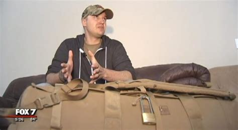 united military baggage soldier back from two tours in afghanistan had to pay