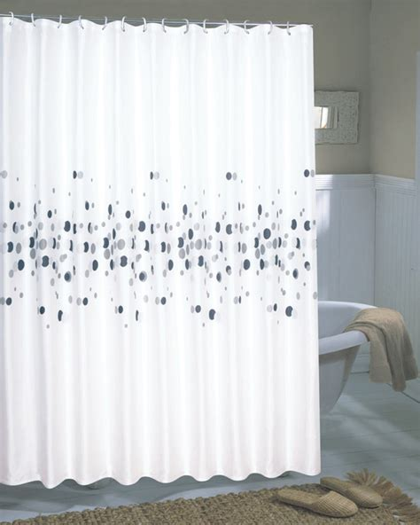 carnation home fashions inc extra wide fabric shower curtains 108 quot wide x 72 quot long