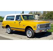 Original Chevrolet K5 Blazer Values Skyrocket  GM Authority