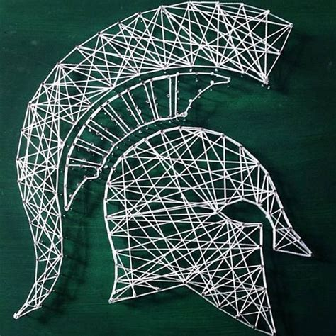 State String - michigan state spartans string school spirit
