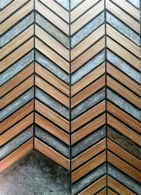 wall pattern material interior design feature 10 ways with herringbone