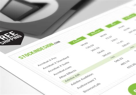 Table Card Template Indesign by Indesign Table Template Templates Data