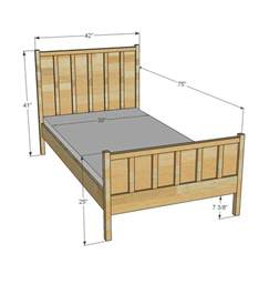Standard Bunk Bed Mattress Size January 2015 X Le Simple