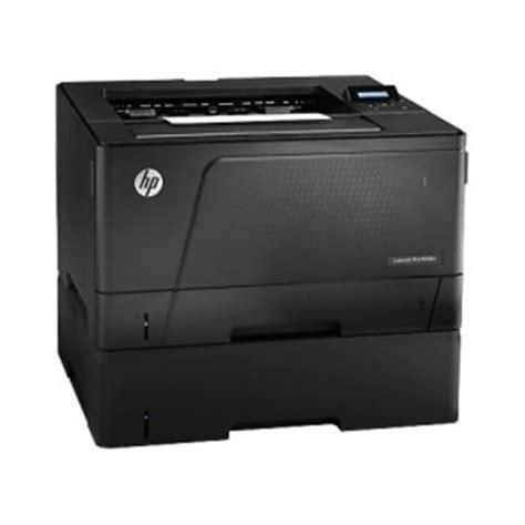 Printer Laser A3 Plus hp laserjet pro m706n printer b6s02a a3 size network printer 1200x1200dpi 18ppm printer