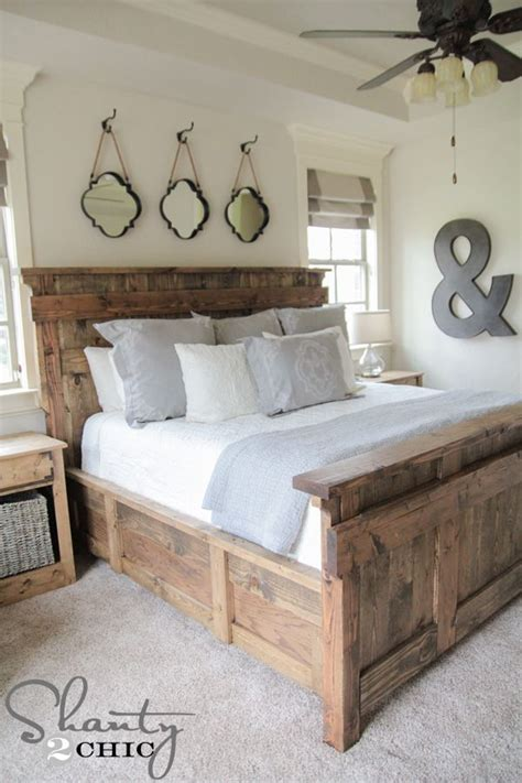 Farmhouse Bed by 17 Best Ideas About Farmhouse Bed On Rod Iron