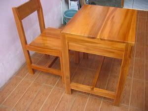 Meja Dan Kursi Bakso jual meja dan kursi sekolah agung jati furniture