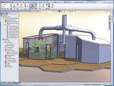 comfort air engineering why design engineers need solidworks flow simulation