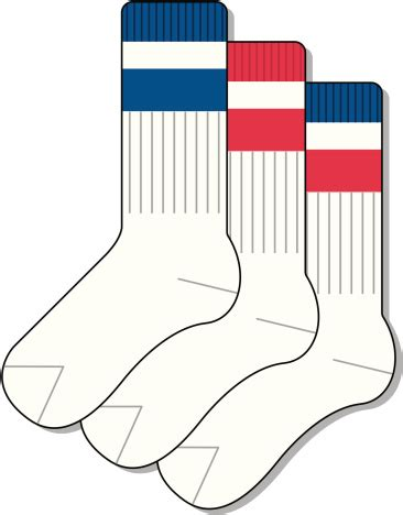 sport sock clipart   cliparts  images