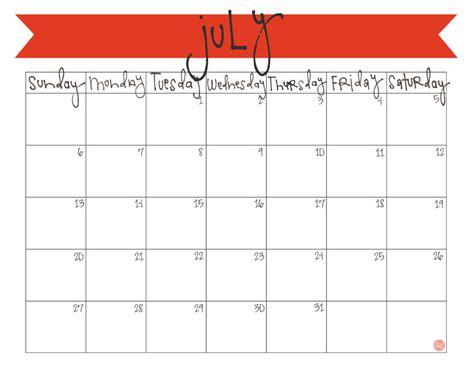 printable calendar printfree free printable calendars 2013 2014 blank calendar july