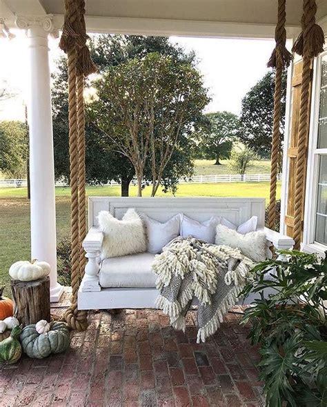 porch swing ideas best 25 porch swings ideas on pinterest porch swing