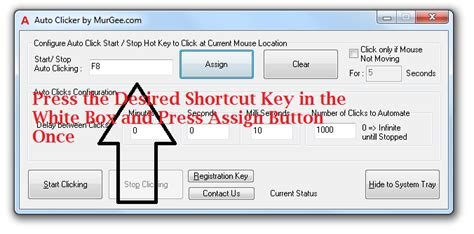tutorial auto keyboard how to use murgee auto clicker