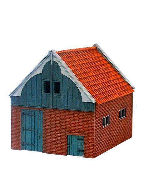 Gable Barn Roof Barn With A Gable Roof Alsacast