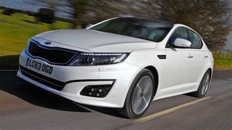 Tops Kia Series kia optima review top gear