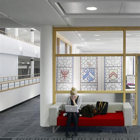 interior design universities in europe jb morrell library harry fairhurst building