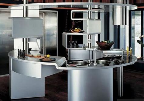 Design For Futuristic Kitchen Ideas The Important Elements From Futuristic Kitchen Designs Modern Kitchens