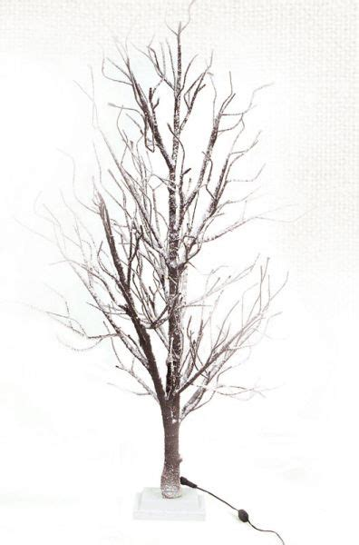 birch tree micro led brown warm white 100cm led birch tree lights snow winter best sellers for 2013 trees led