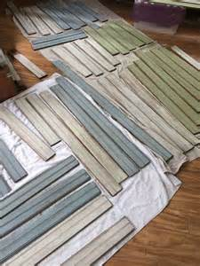 Ceramic Tile Wainscot - how to install beadboard or barn wood on the ceiling hometalk
