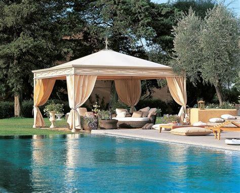 pool gazebo 25 beautiful gazebos around pools pixelmari