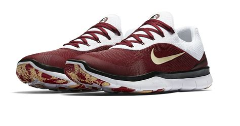 college themed shoes photos nike unveils quot week zero quot college football themed shoes