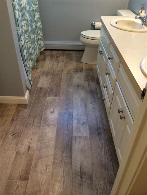 vinyl plank flooring in bathroom 1000 ideas about vinyl flooring on pinterest vinyl