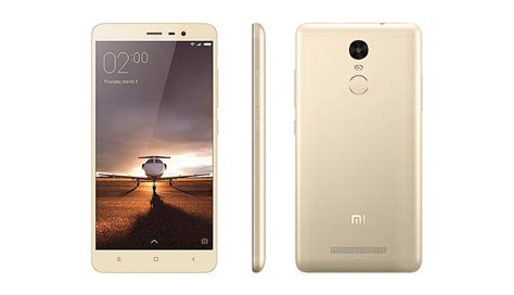 Promo Xiaomi Redmi Note 3 Pro 32gb Gold Grey xiaomi redmi note 3 32gb price in india specification features digit in