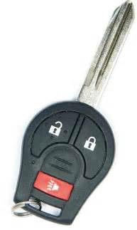 Nissan Note Key 2016 Nissan Versa Note Remote Keyless Entry Key Fob