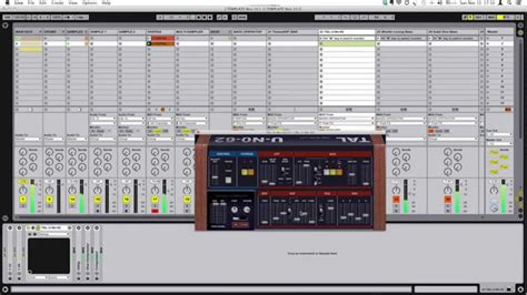 Free Ableton Instrument Racks by Free Ableton Rack Disclosure Style House Organ