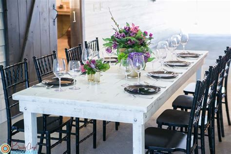 Black White Tabletop by Black And White Table Ideas Goodwin Events