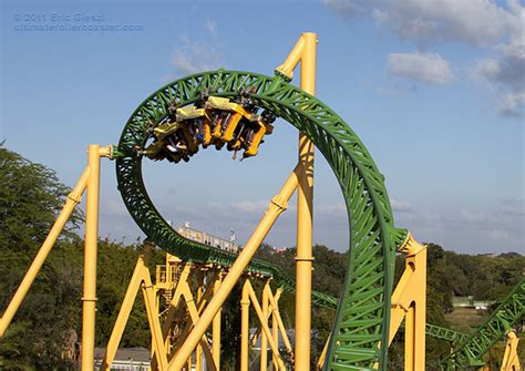 Busch Gardens Cheetah Hunt by Going Inverted In A Heartline Roll Cheetah Hunt Busch