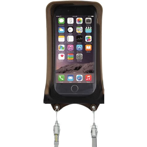 Casing Cover Dicapac Wp I10 Black dicapac wpi10 waterproof for iphone wp i10 darkbrown b h