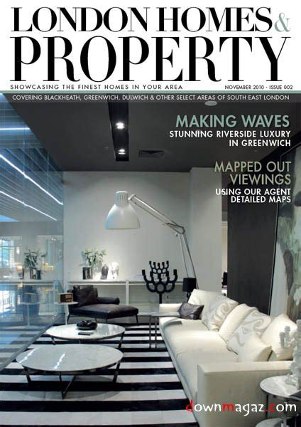 design magazine london london homes and property south east november 2010