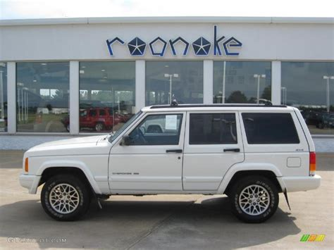 1998 White Jeep 1998 White Jeep Limited 4x4 34799925