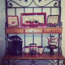 Hobby Lobby Bakers Rack Pin By Jackie Perryman On Coffee Themed Kitchen